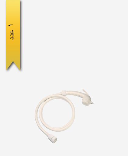 گوشی و شلنگ آفتابه کد 219 مدل کارون - سنی پلاستیک