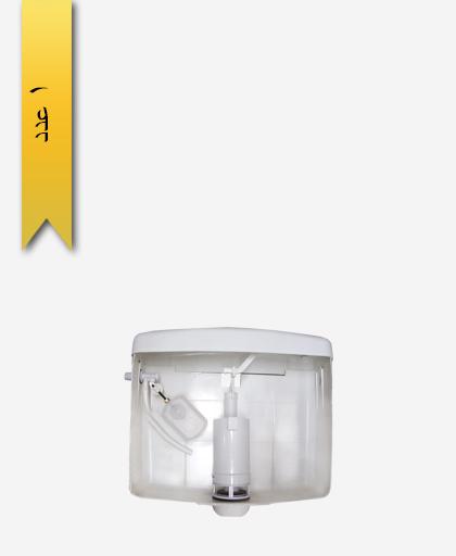 لوازم داخل فلاش تانک کد 298 مدل سنی فلاش مکانيزم کششی و فشاری - سنی پلاستیک