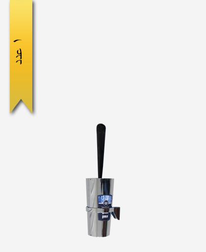 برس توالت لوکس کد 823 مدل قو با بست ديواری - سنی پلاستیک