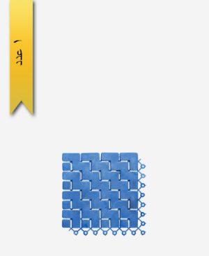 کف پوش نرم کد 241 مدل نيلی - سنی پلاستیک