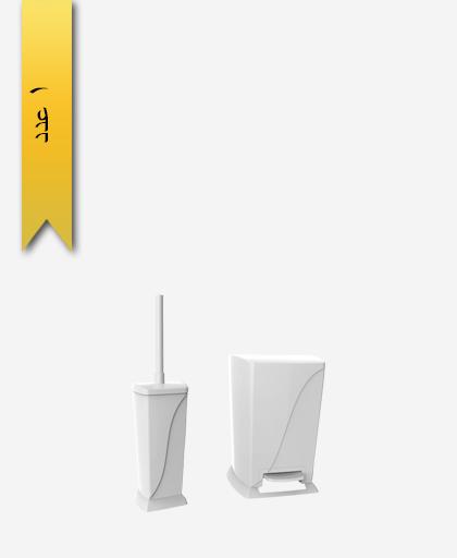 سطل و برس کد 8503 مدل پروشات - سنی پلاستیک