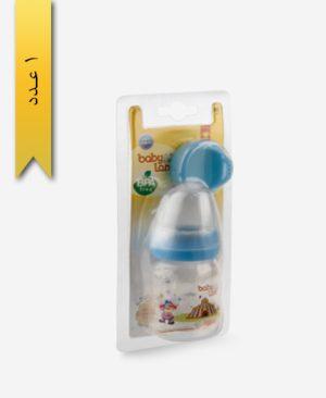 شیشه شیر خوری 80ml کلاسیک دوکاره 261 با سری آبمیوه خوری - baby land بیبیلند