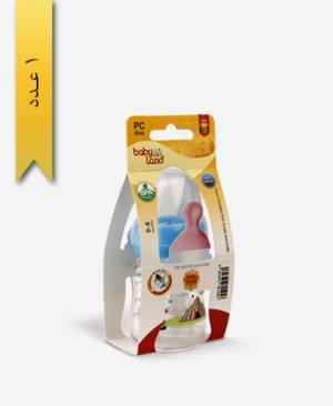 شیشه شیر خوری 80ml کلاسیک 307 - baby land بیبیلند