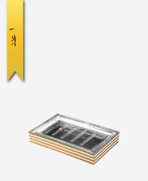 جا صابونی روکار کد 9558 مدل برليان - سنی پلاستیک