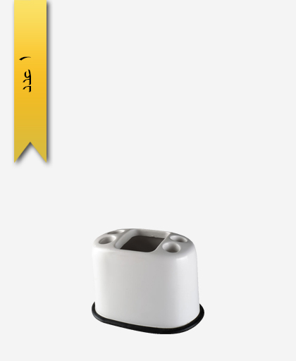 جا مسواک و خمير دندان کد 412 روکار مدل زهره - سنی پلاستیک
