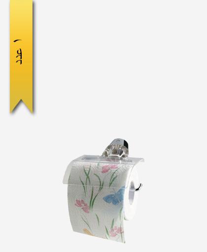 جا دستمال توالت 694 مدل صنم - سنی پلاستیک