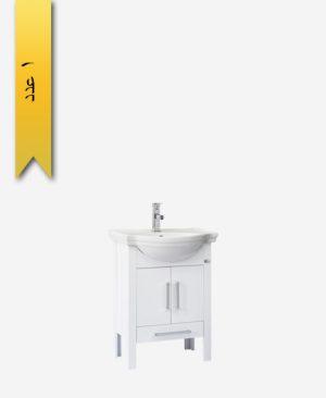 کابينت دستشویی کد 9250 مدل آرسا سایز 60 - سنی پلاستیک