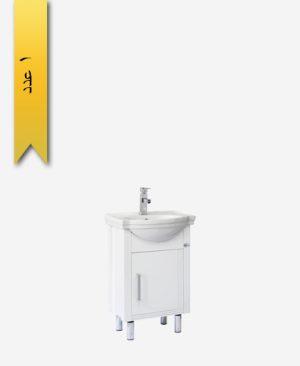 کابينت دستشویی کد 9251 مدل آرسا سایز 50 - سنی پلاستیک