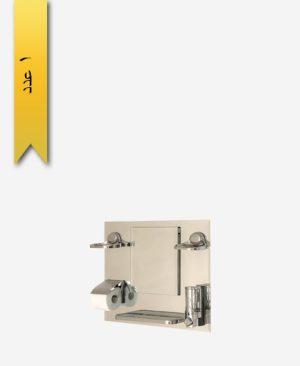 آينه کد 9355 مدل آلفا - سنی پلاستیک