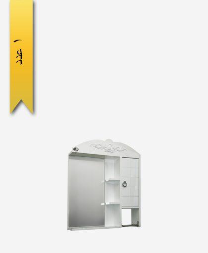 آينه و باکس کد 9258 مدل تاج - سنی پلاستیک
