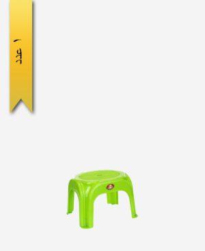چهار پایه 19cm کد 1051 سبز - طلوع پلاستیک