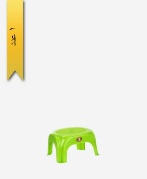 چهار پایه 16cm کد 1052 سبز - طلوع پلاستیک