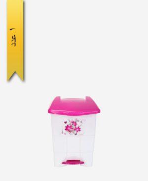 سطل پدالی 720 طلوع کد 1014 - طلوع پلاستیک