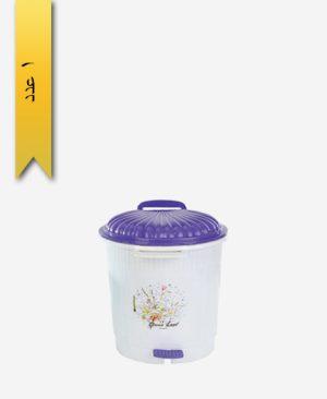 سطل پدالی کد 1021 بزرگ - طلوع پلاستیک