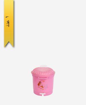 سطل پدالی کد 1023 کوچک - طلوع پلاستیک