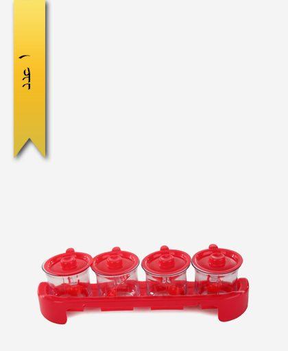 جا ادویه ملیکا کد 1026 چهار عددی - طلوع پلاستیک