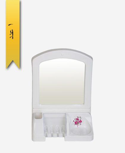 جا مسواکی کد 3008 آینهدار - طلوع پلاستیک