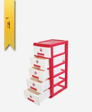فایل A4 کد 1114 پنج طبقه - طلوع پلاستیک