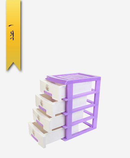 دراور کد 1067 چهار طبقه - طلوع پلاستیک