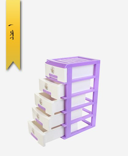 دراور کد 1113 پنج طبقه - طلوع پلاستیک