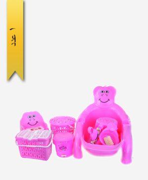 سرویس 10پارچه میمون کد 1108 - طلوع پلاستیک