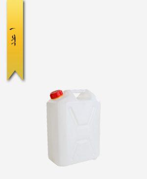 گالن 20 لیتری کتابی کد 1078 - طلوع پلاستیک