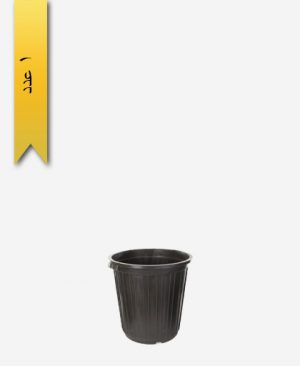 گلدان ساده کد 2040 - طلوع پلاستیک