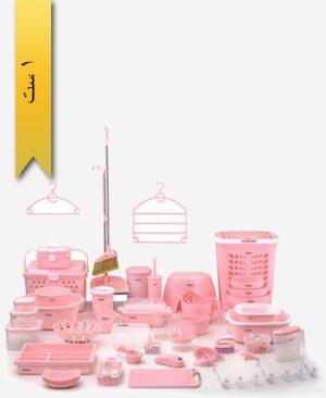 سرویس پلاستیکی پلاسکو کد 050 - لیمون