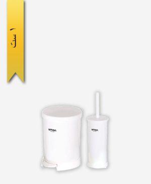 سطل و فرچه کد 1298 - لیمون