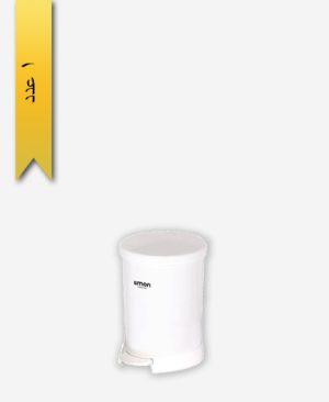 سطل گرد 4 لیتری کد 1170 - لیمون