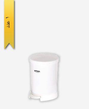 سطل گرد 15 لیتری کد 1168 - لیمون