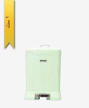 سطل زباله آرام بند کد 1628 - لیمون