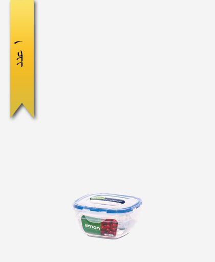 ظرف فریزری 330ml مربع کد 796 - لیمون