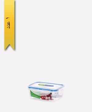 ظرف فریزری 350ml مستطیل کد 798 - لیمون