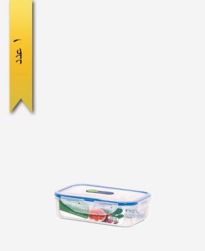 ظرف فریزری 450ml مستطیل کد 804 - لیمون