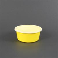خورشتی رنگی زرد – ام پی (بسته 500 عددی)