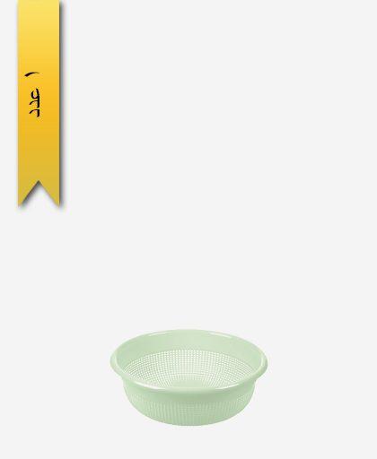 آبکش گرد تارا سایز 4 کد 1886 - لیمون