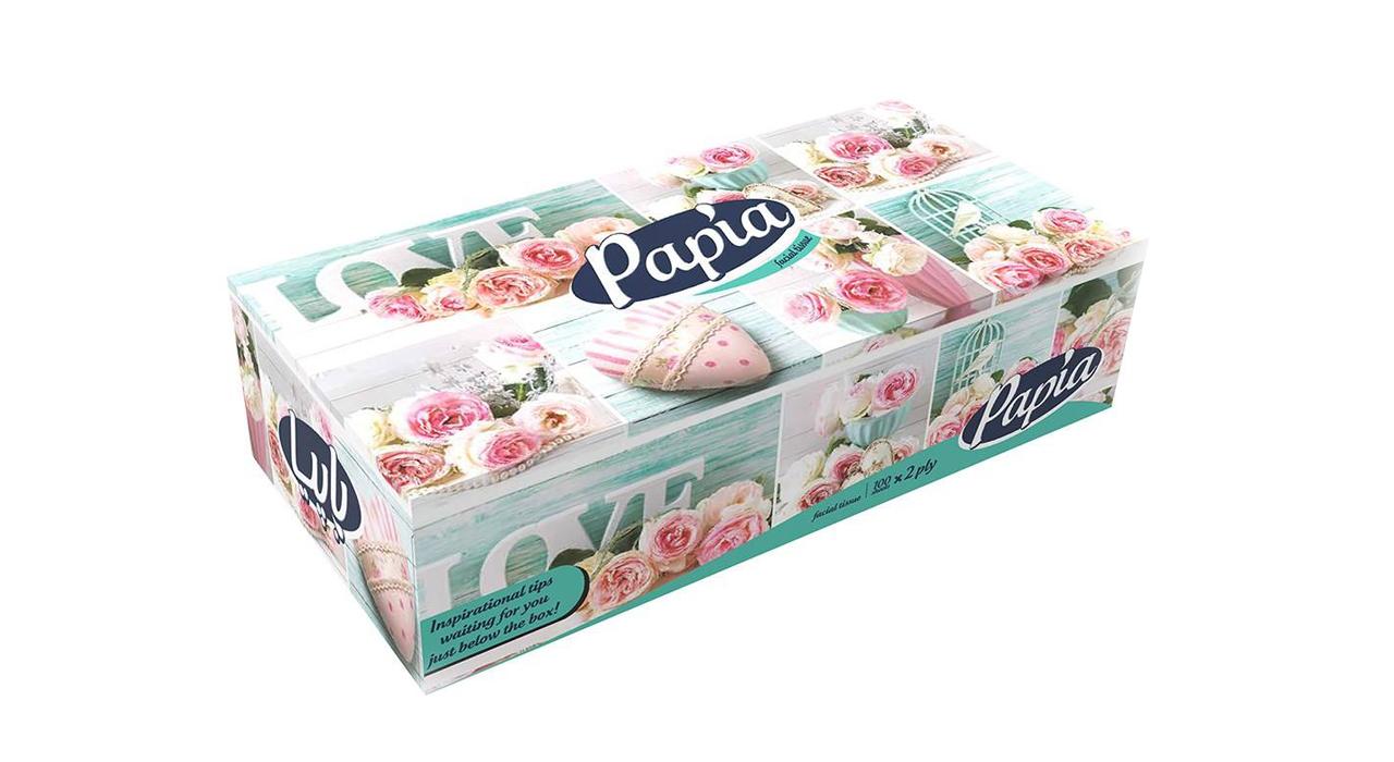 معرفی محصولات با نام تجاری پاپیا
