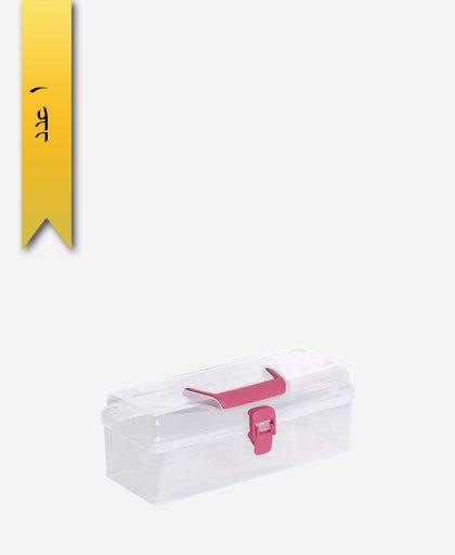 جعبه مستطیل سایز 2 کد 1354 - لیمون