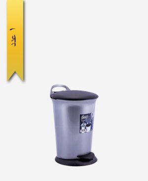 سطل پدالی 4.8 لیتری کد 428 - لیمون