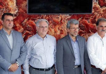 دیدار مدیران برجسته بانک ملی