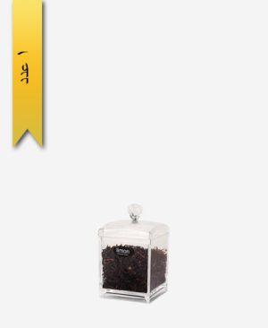 بانکه حبوبات اکریلیک سایز 3 کد 1418 - لیمون