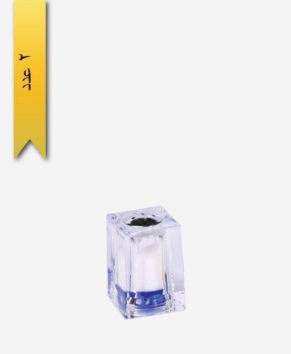 نمک پاش چهار گوش اکریلیک کد 154 - لیمون