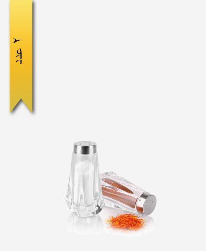 نمک پاش کروم پیشک کد 31079 - زیبا