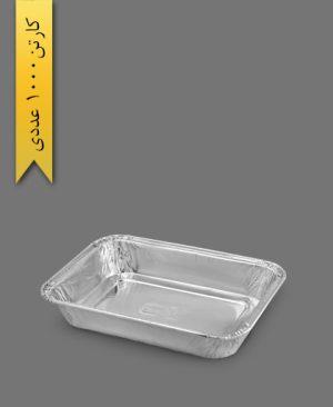 ظرف آلومینیوم هواپیمایی - ظرف یکبار مصرف پارس