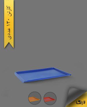 سینی هواپیمایی کوچک رنگی - ظروف یکبار مصرف