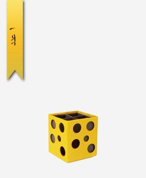 مکعب حفرهدار چندکاره کد 31095 - زیبا