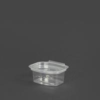 ظرف سسی درب دار – پارس پلاستیک (کارتن 1000 عددی)