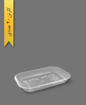 ظرف پیرکس کوچک کد 372 - ظروف یکبار مصرف کوهسار