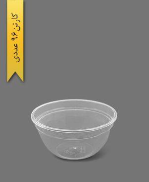 کاسه 1500 کریستال کد 430 - ظروف یکبار مصرف کوهسار